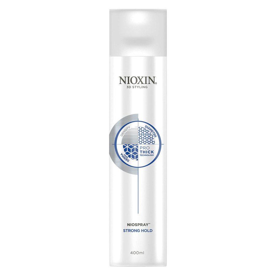 Nioxin Niospray Strong Hold 400 ml