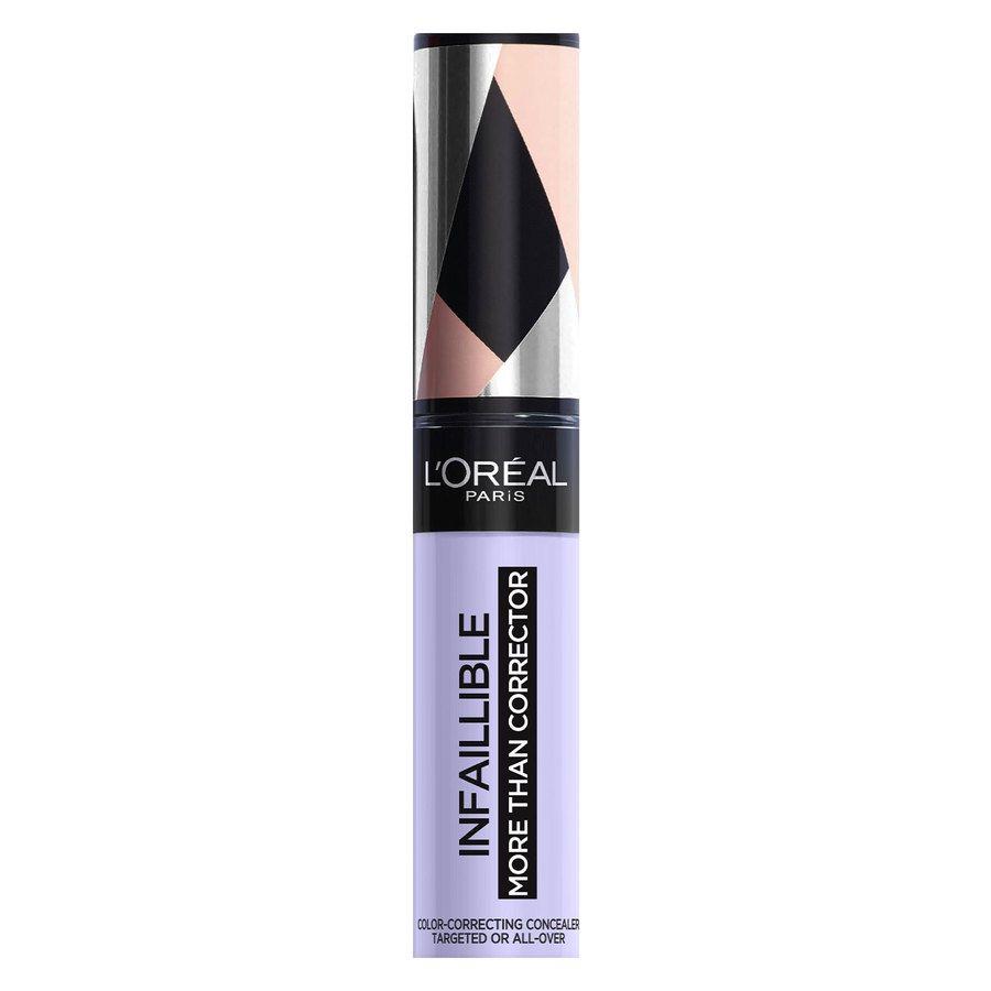 L'Oréal Paris Infaillible More Than Corrector 002 Blue Lavender 11 ml