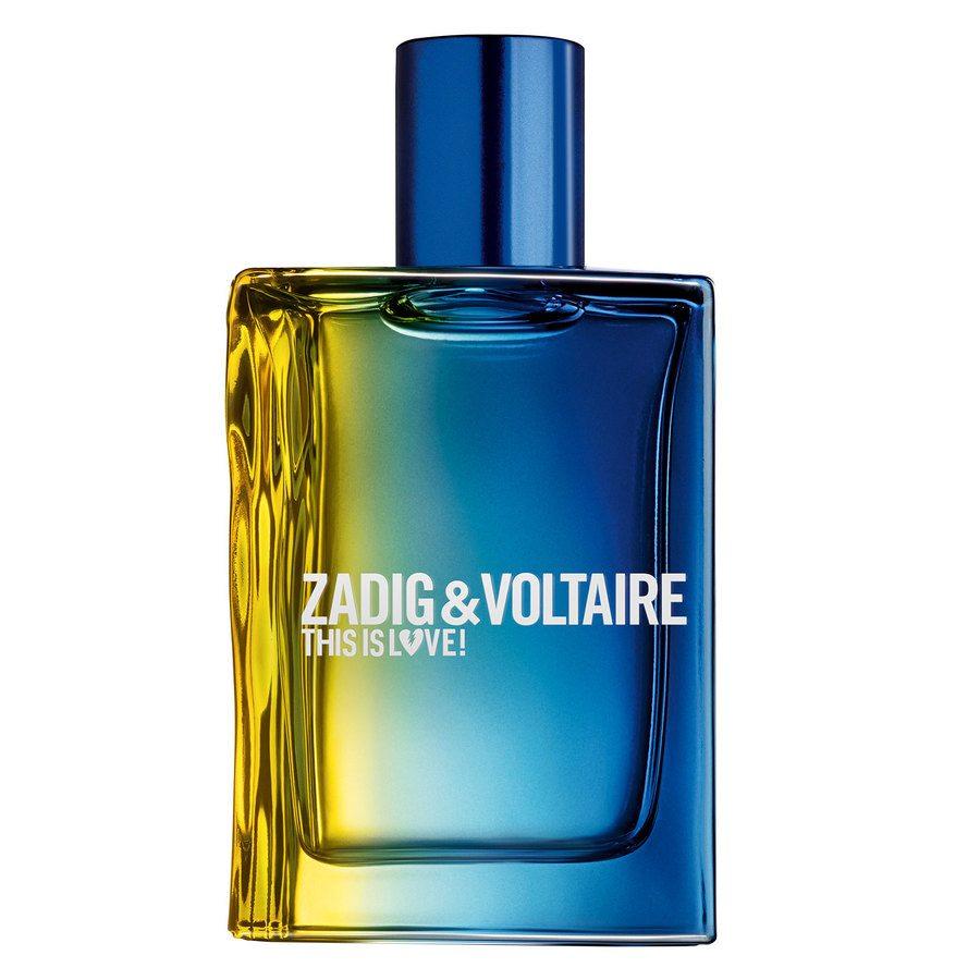 Zadig & Voltaire This Is Love Pour Lui Eau de Toilette 50ml
