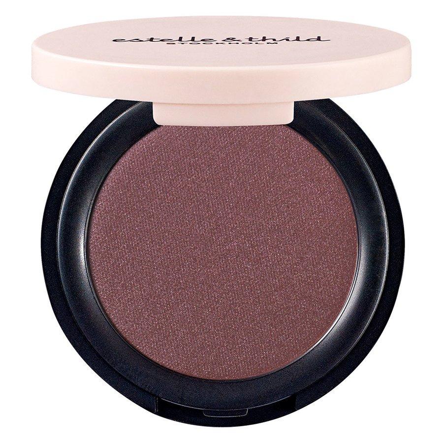 Estelle & Thild BioMineral Silky Eyeshadow Dark Mauve 3 g