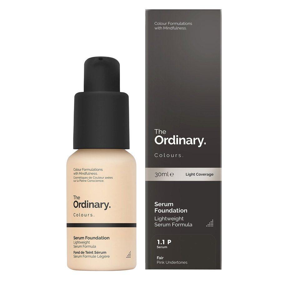 The Ordinary Serum Foundation 1.1 P Fair Pink 30 ml