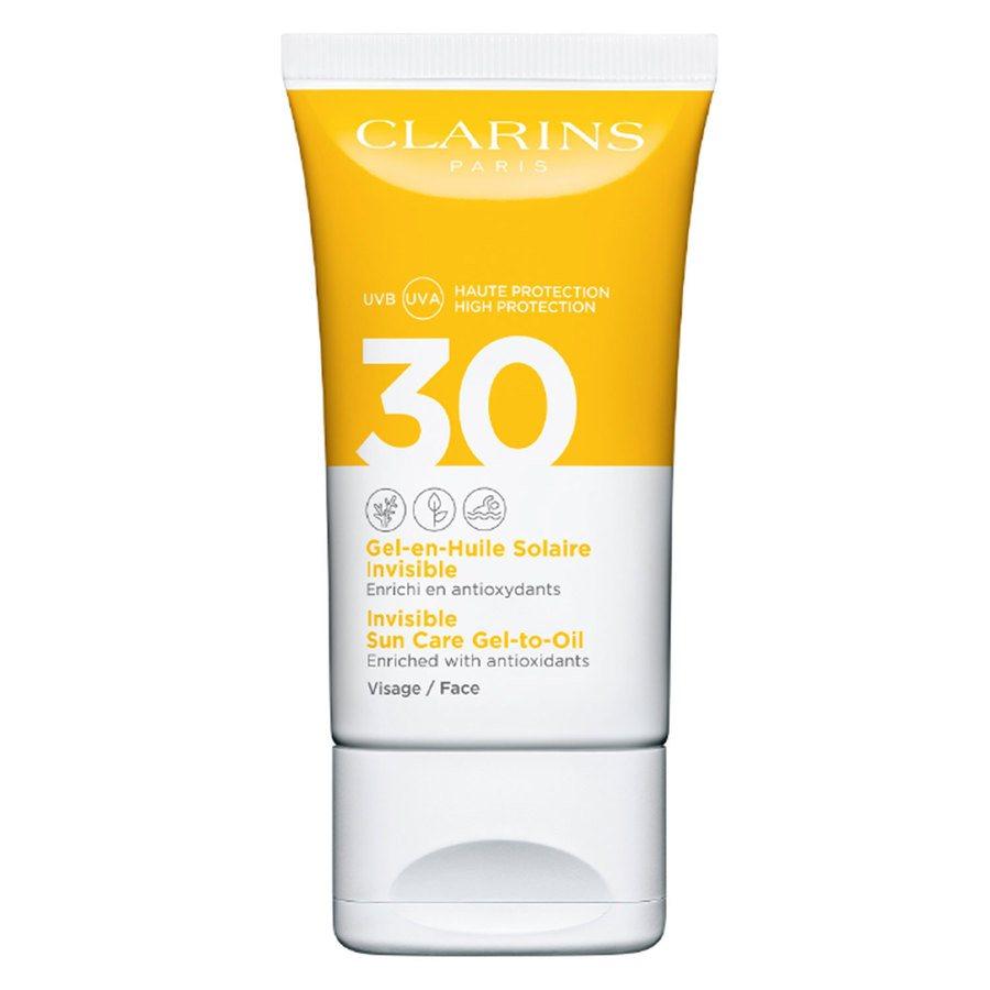 Clarins Sun Care Face Gel-to-Oil SPF30 50 ml
