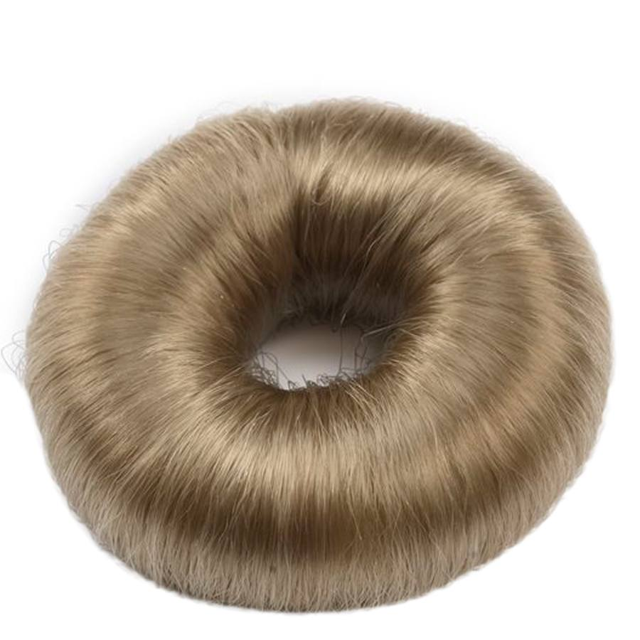 Bravehead Synthetic Hair Bun Small Blonde