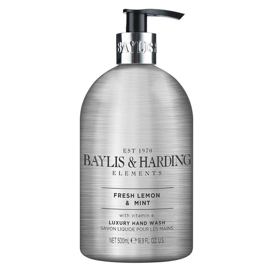 Baylis & Harding Elements Lemon & Mint Hand Wash 500 ml