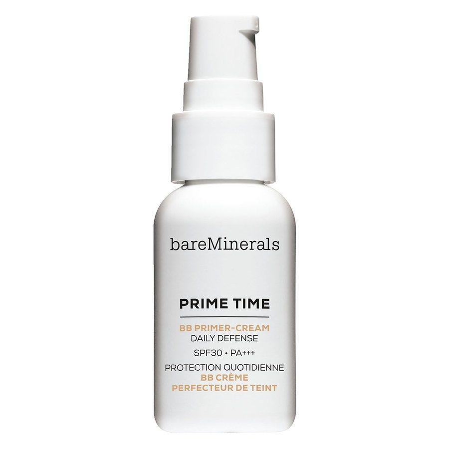 BareMinerals Prime Time BB Primer Cream Daily Defense SPF 30 Light 30 ml