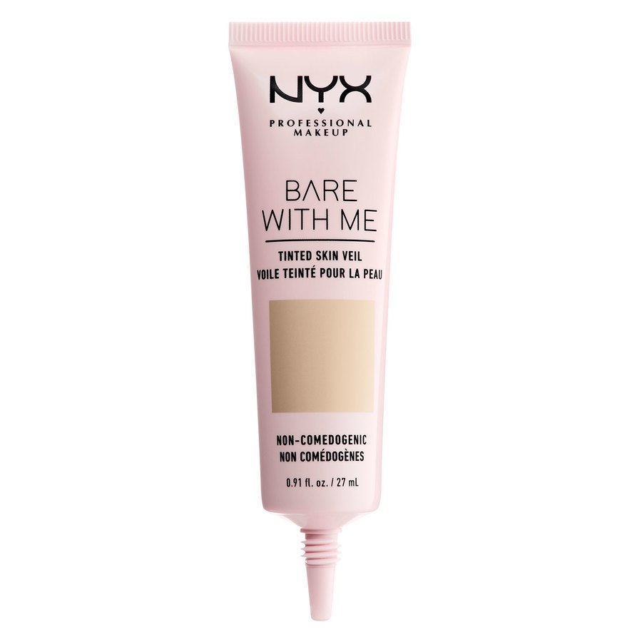 NYX Professional Makeup Bare With Me Tinted Skin Veil Vanilla Nude 27 ml