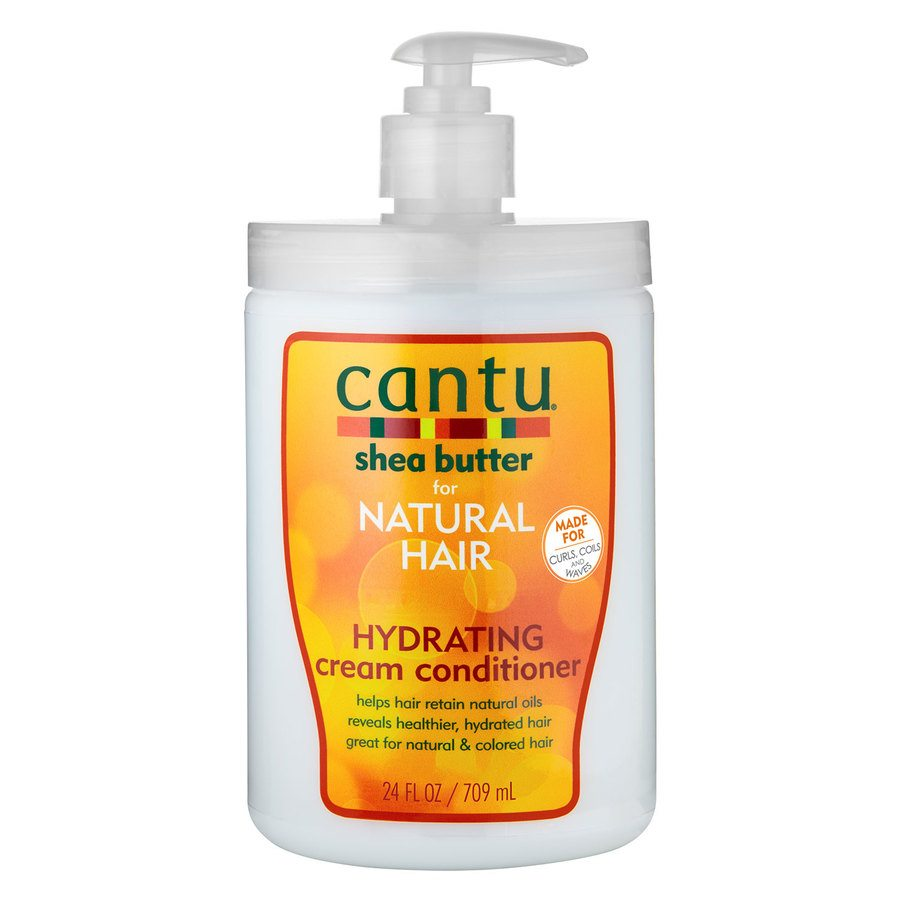 Cantu Shea Butter For Natural Hair Hydrating Cream Conditioner 709 g