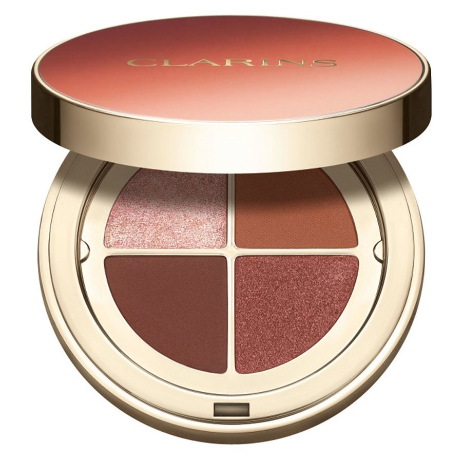 Clarins Ombre 4 Couleurs 03 Flame Gradation 4g