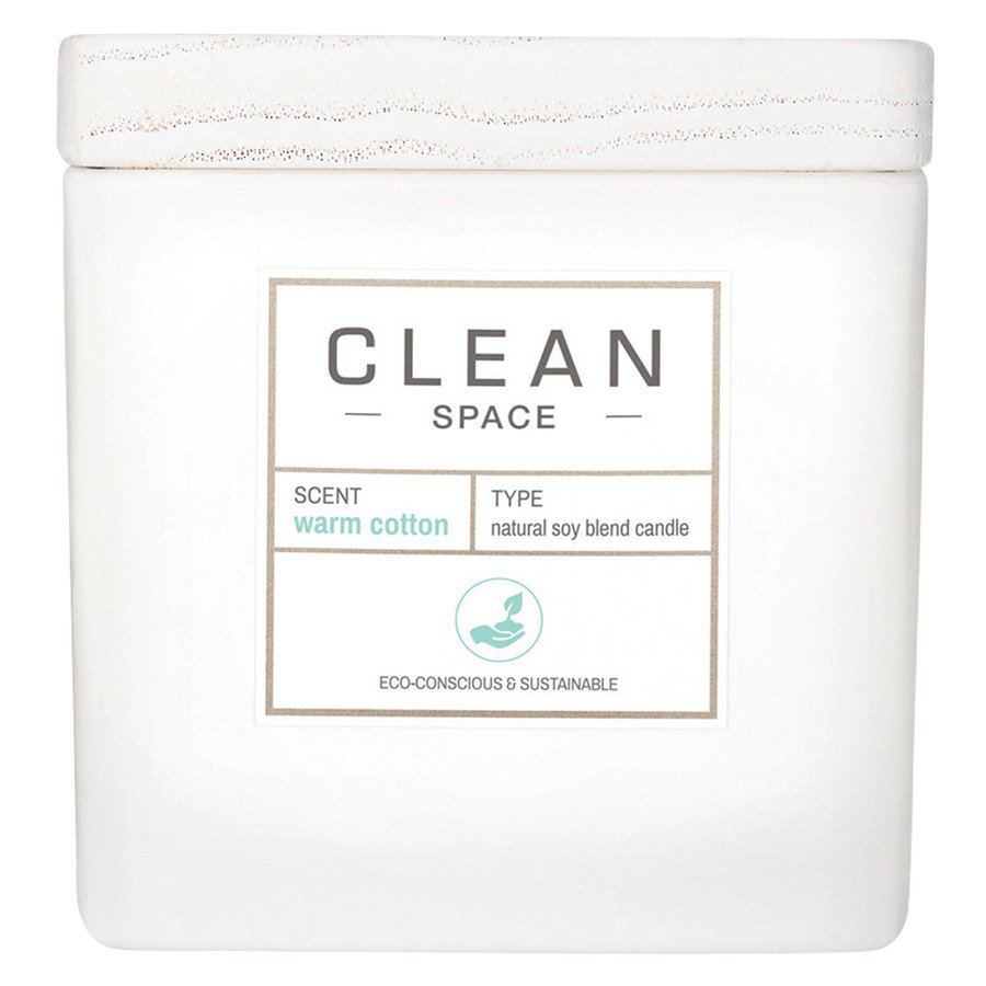 Clean Warm Cotton Candle 227 g
