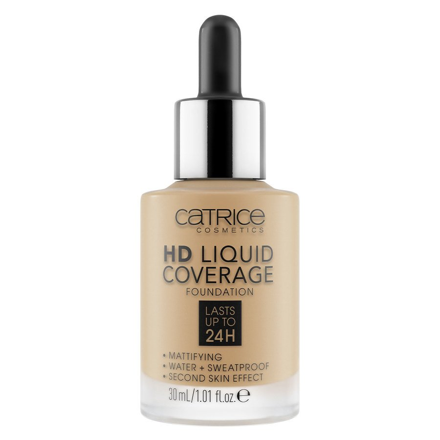 Catrice HD Liquid Coverage Foundation 046 Camel Beige 30 ml