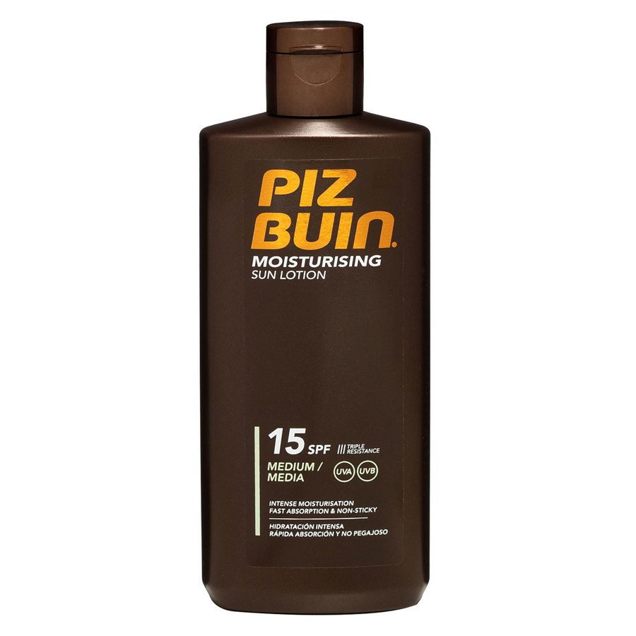 Piz Buin Moisturizing Sun Lotion SPF15 200 ml