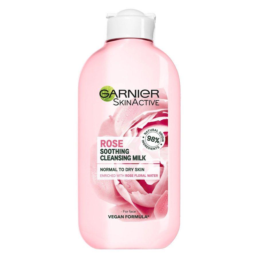 Garnier Naturals Botanical Rose Floral Water Cleansing Milk 200ml