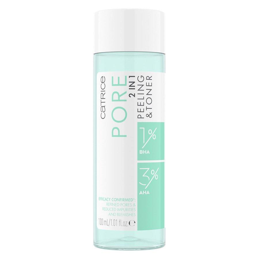 Catrice Pore 2-in-1 Peeling & Toner 100 ml