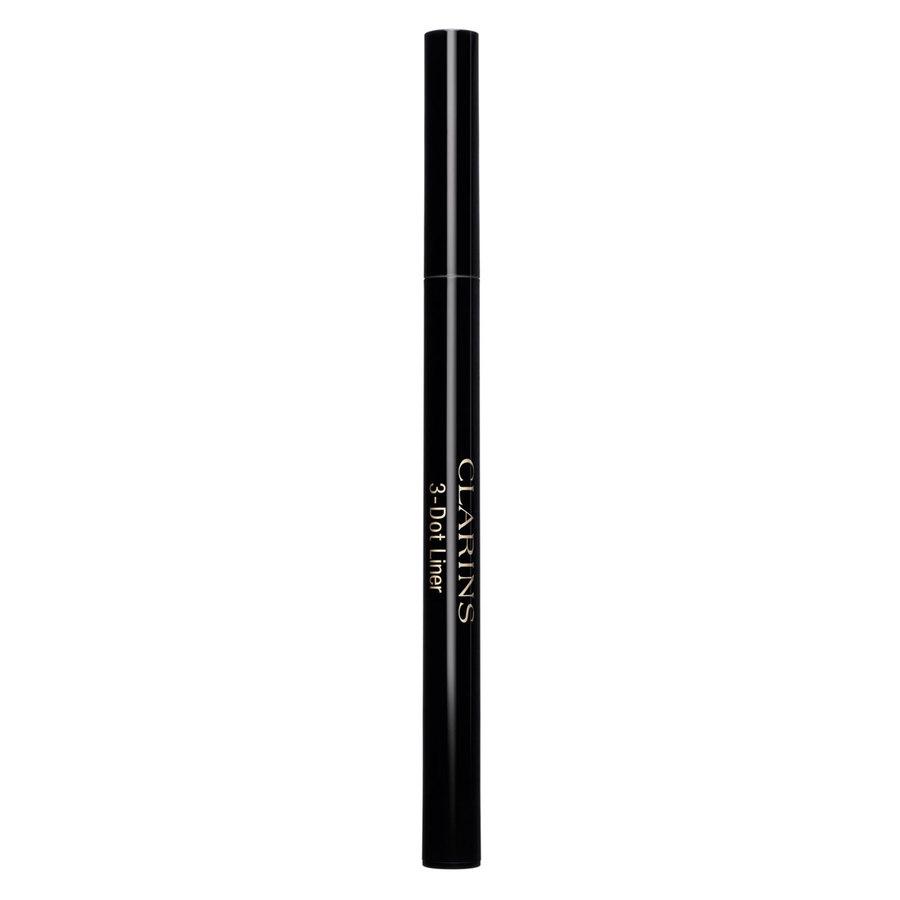 Clarins 3-Dot Liner #01 Black 0,7 ml