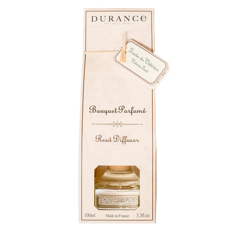 Durance Reed Diffuser Vetiver zest 100 ml