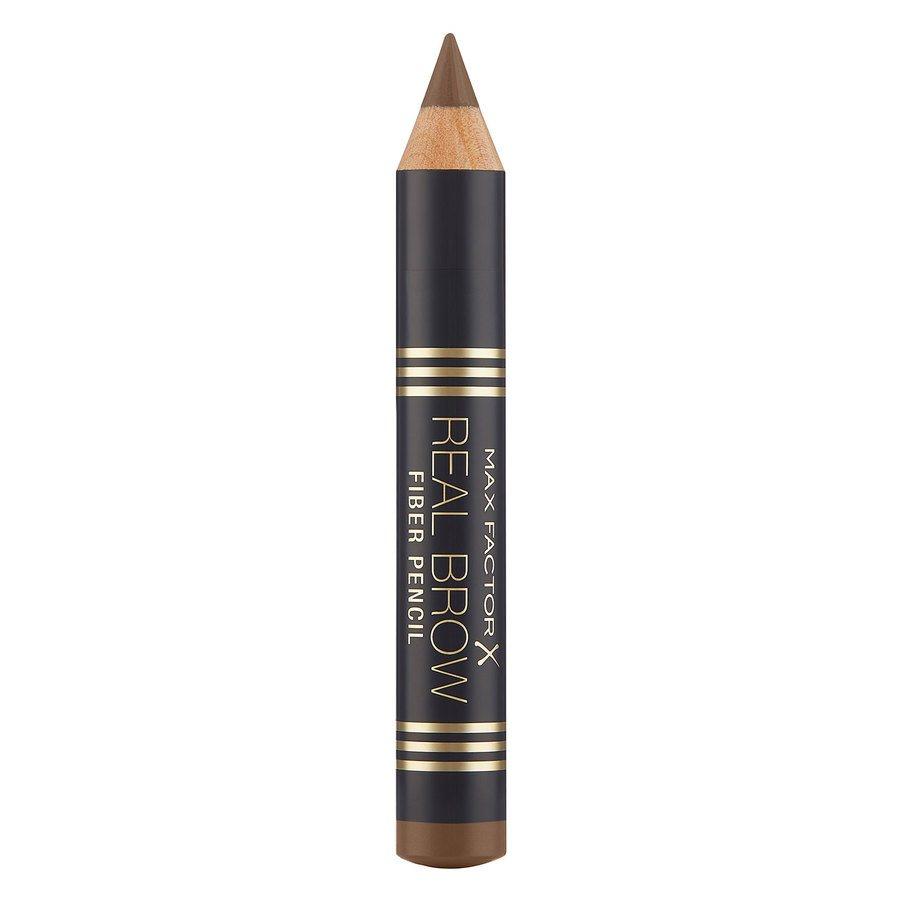 Max Factor Real Brow Fiber Pencil 001 Light Brown 1,83 g