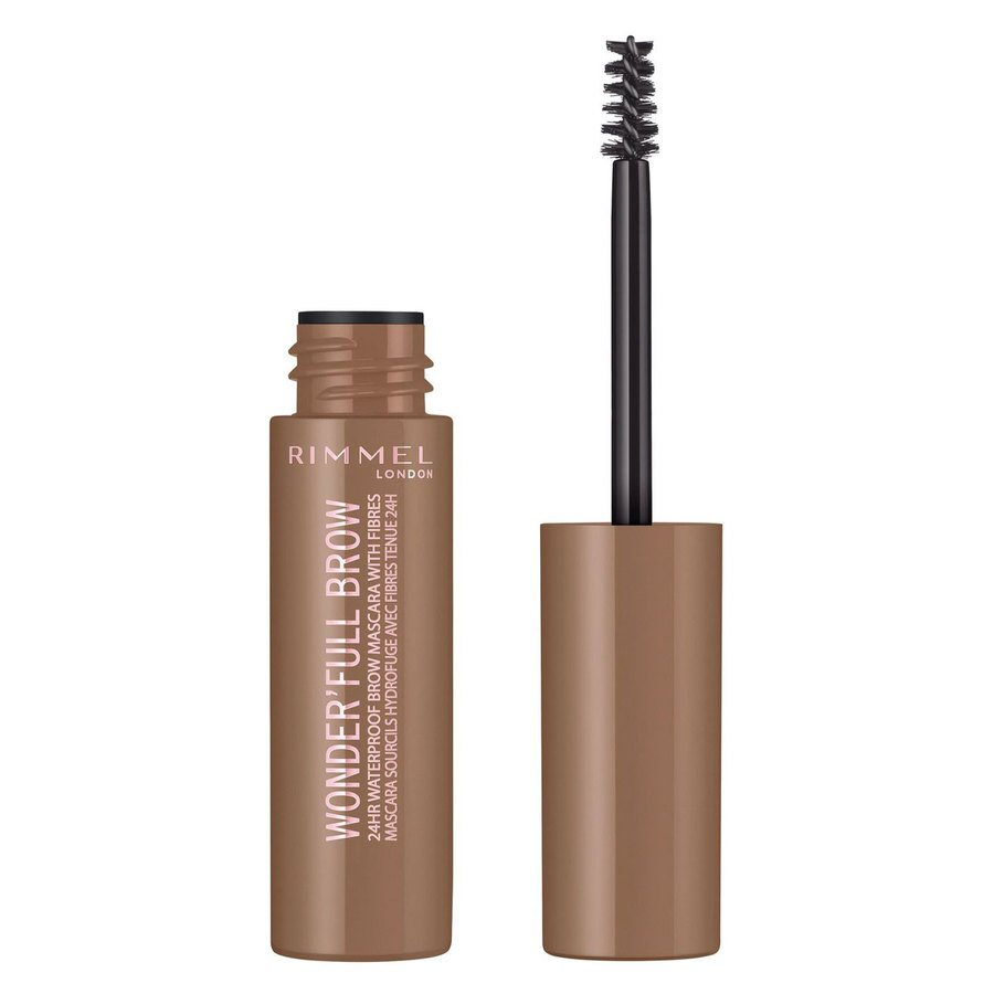 Rimmel London Eye Wonder'Full Brow Mascara 24H #001 Light 5 ml
