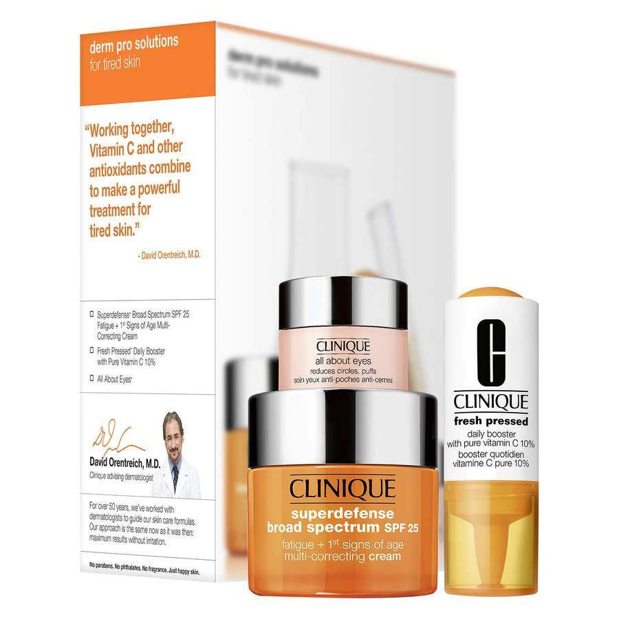 Clinique Derm Pro Solutions: For Tired Skin