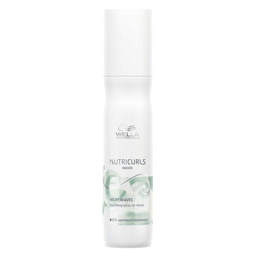 Wella Professionals Nutricurls Milky Waves Nourishing Spray For Wave 150 ml