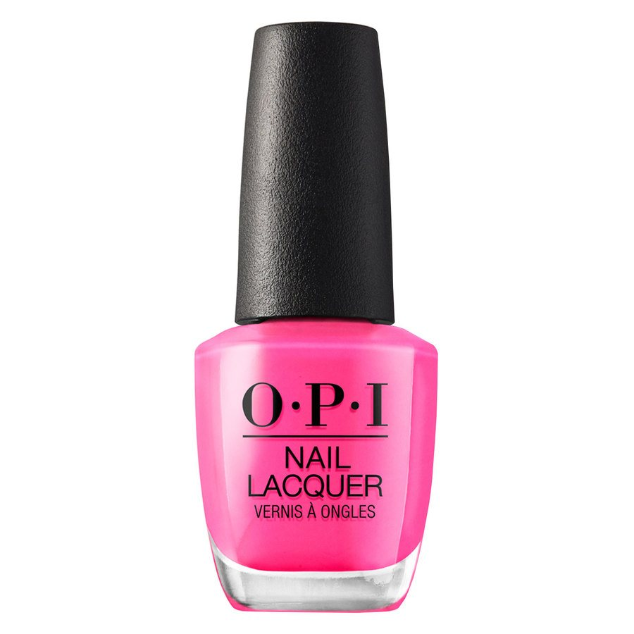 OPI Neon Collection Nail Lacquer V-I-Pink Passes 15 ml
