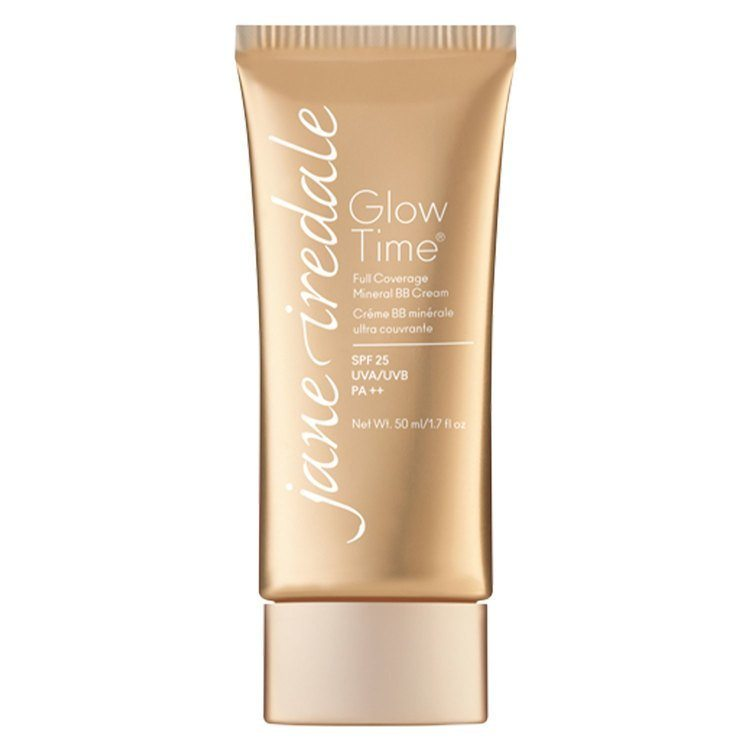 Jane Iredale Glow Time Full Coverage Mineral BB Cream Medium Dark BB9 50ml