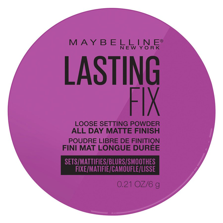 Maybelline Master Fix Setting + Perfecting Loose Powder 01 Translucent 6 g
