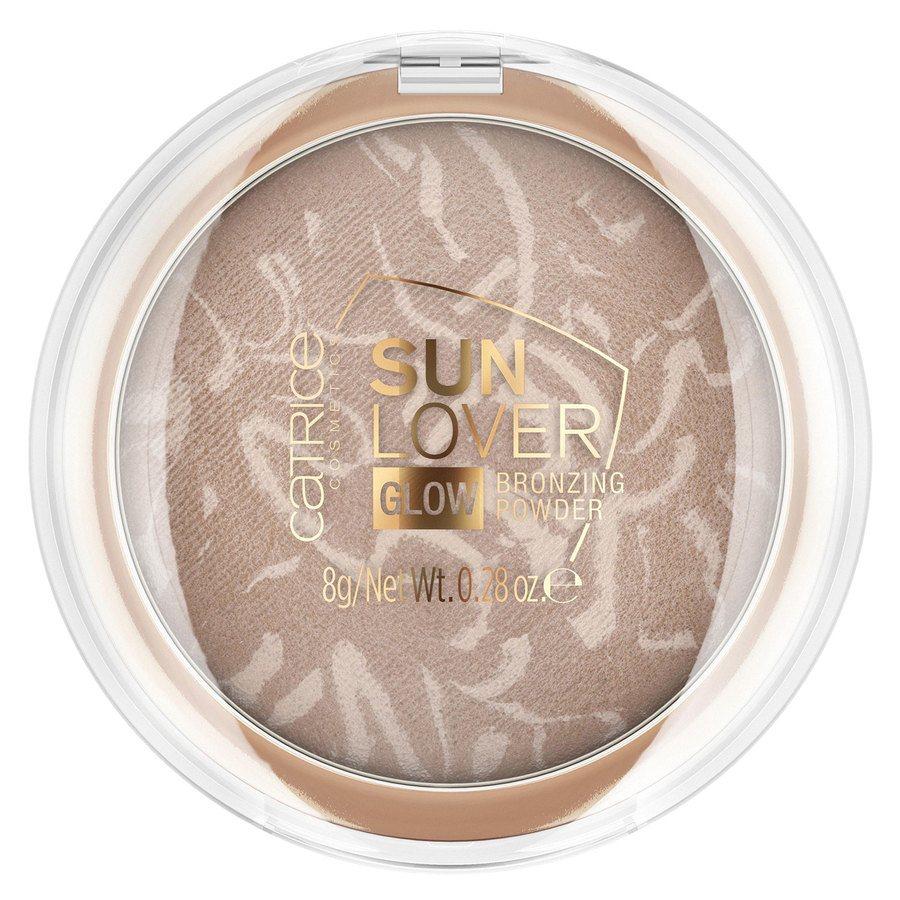 Catrice Sun Lover Glow Bronzing Powder 010 Sun-Kissed Bronze 8 g