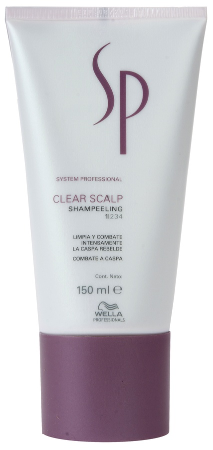 Wella SP Clear Scalp Shampeeling 150 ml
