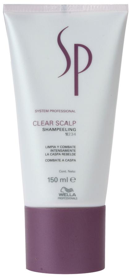 Wella SP Clear Scalp Shampeeling 150 ml