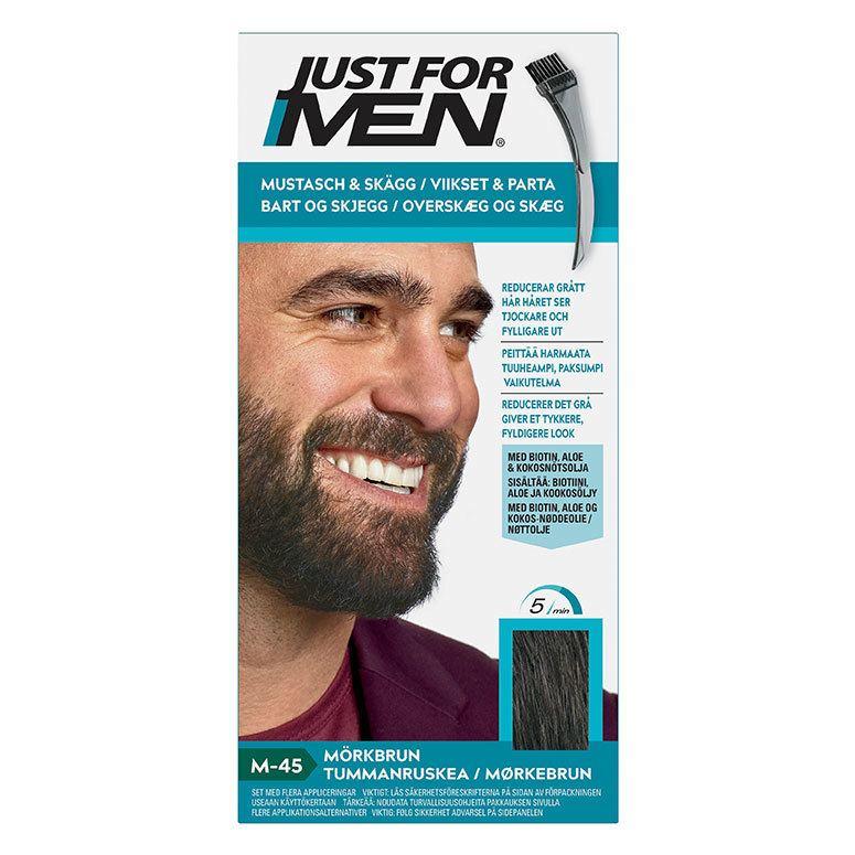 Just For Men Moustache & Beard Dark Brown 55 g