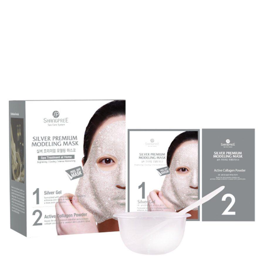 Shangpree Silver Premium Modeling Mask 50 ml
