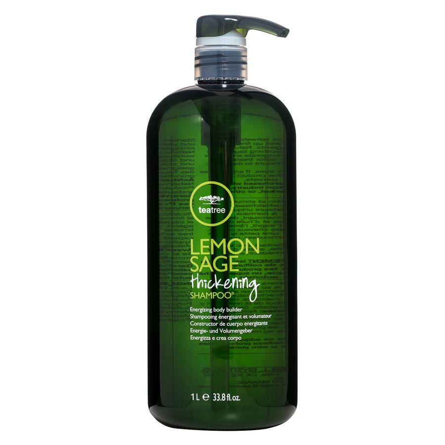 Paul Mitchell Tea Tree Lemon Sage Thickening Shampoo 1000ml