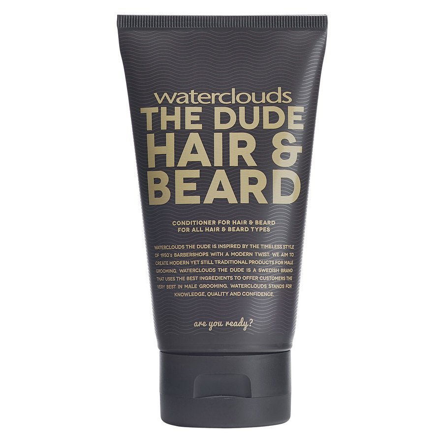 Waterclouds The Dude Hair & Beard Conditioner 150 ml