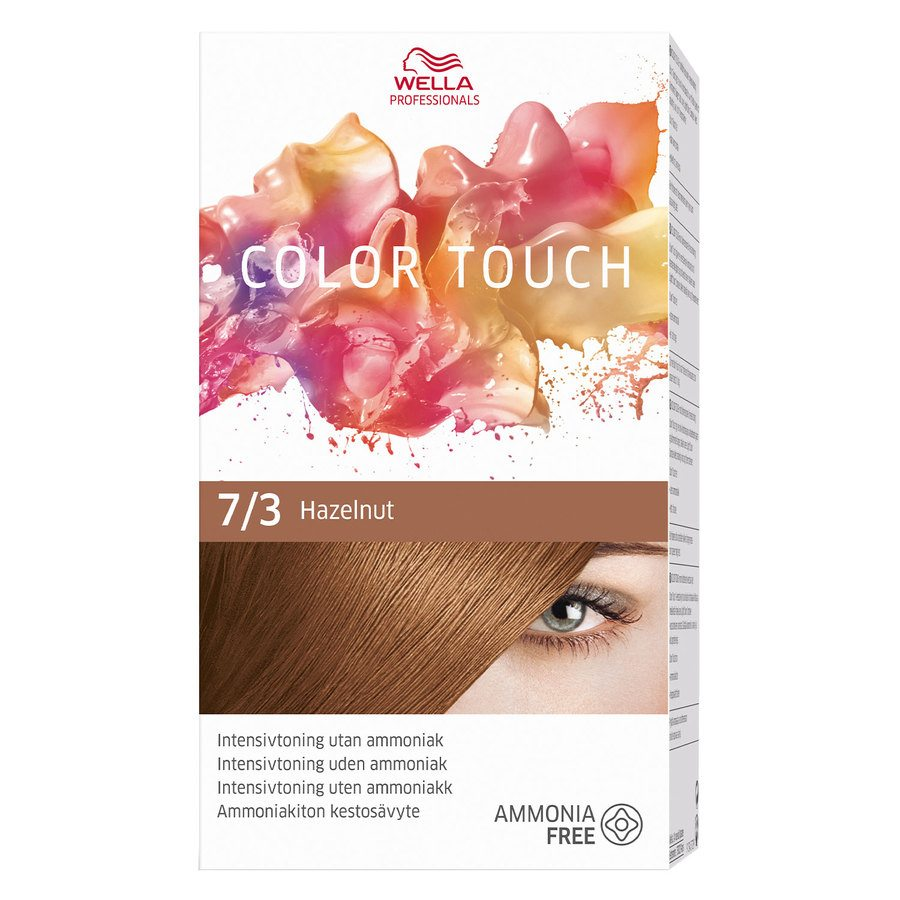Wella Professionals Color Touch 7/3 Hazelnut