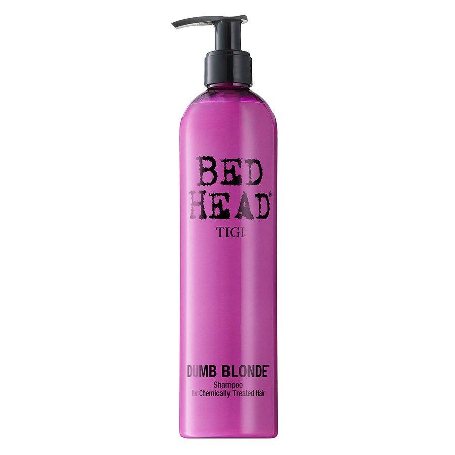Tigi Bedhead Dumb Blonde Purple Toning Shampoo 400 ml