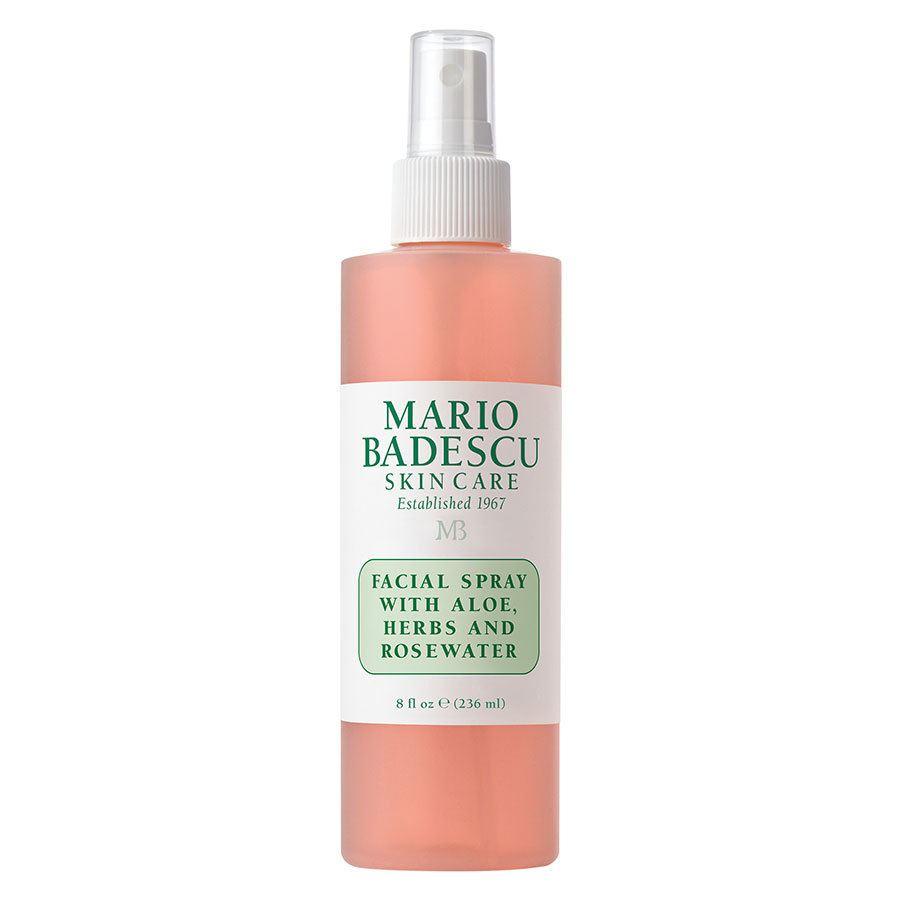 Mario Badescu Facial Spray W/ Aloe, Herbs & Rosewater 236 ml