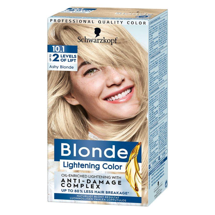 Schwarzkopf Blonde 10.1 Ashy Blonde