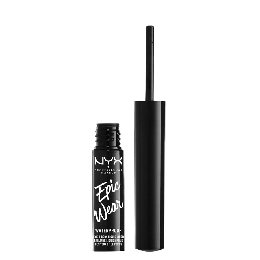 NYX Professional Makeup Epic Wear Semi Permanent Eye & Body Liquid Liner White 1 ml