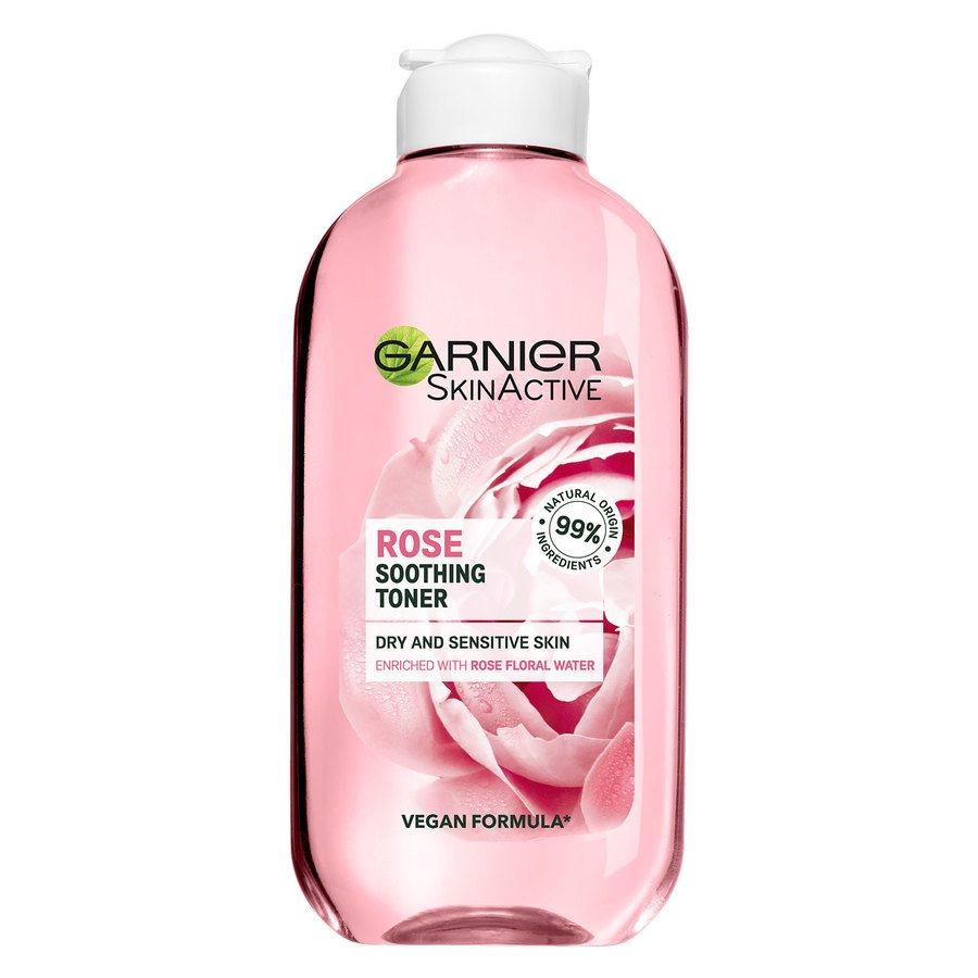 Garnier Naturals Botanical Rose Floral Water Toner 200ml