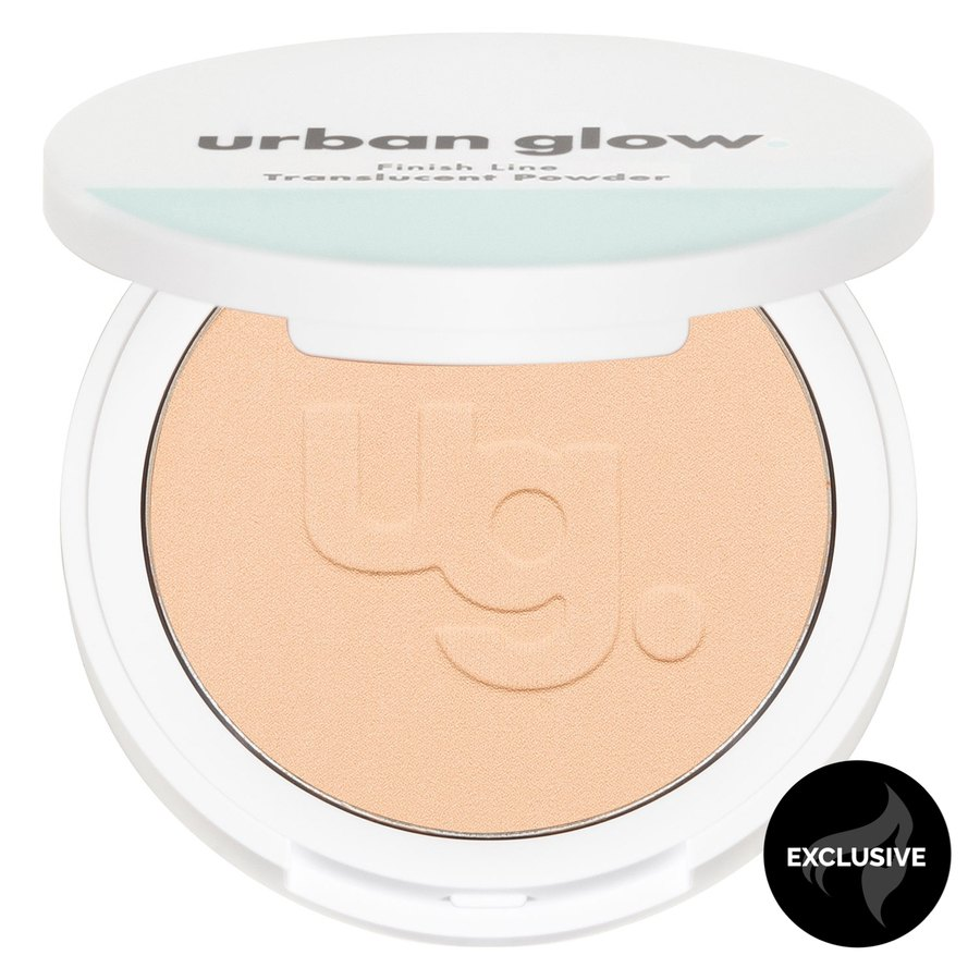 Urban Glow Finish Line Translucent Powder 10,5g