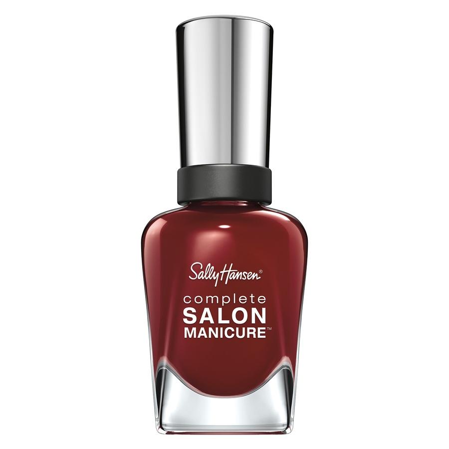 Sally Hansen Complete Salon Manicure 3.0 #610 Red Zin 14,7 ml