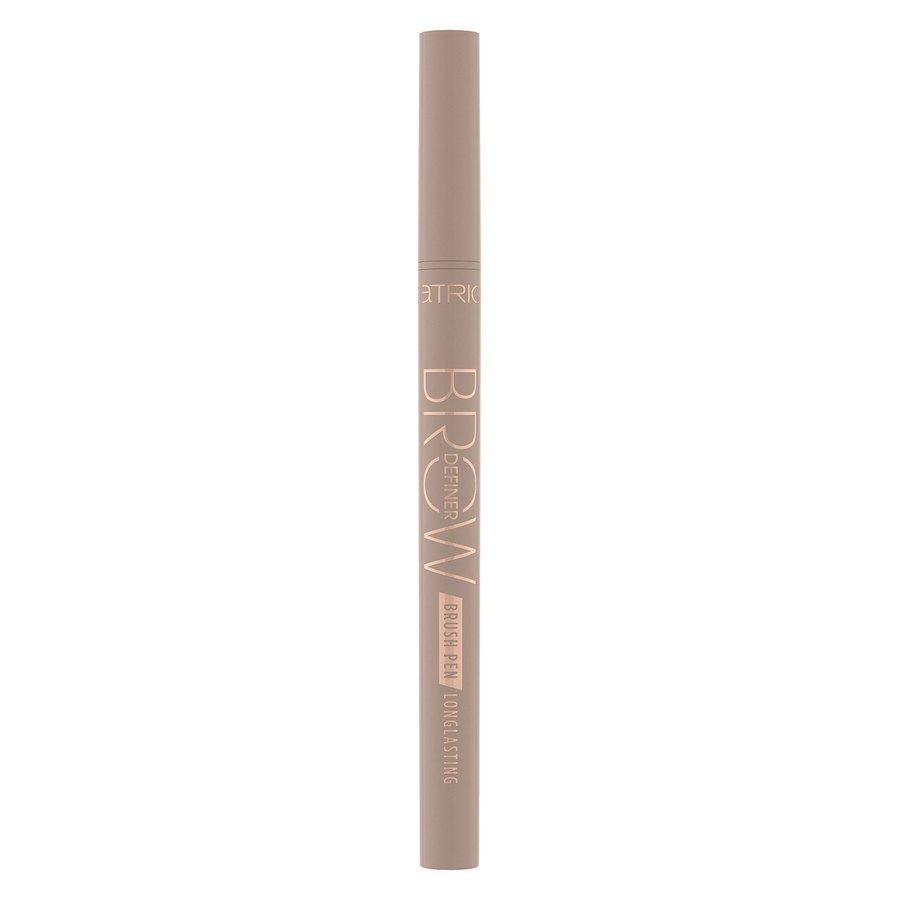 Catrice Brow Definer Brush Pen Longlasting 010 Dark Blonde 0,7 ml