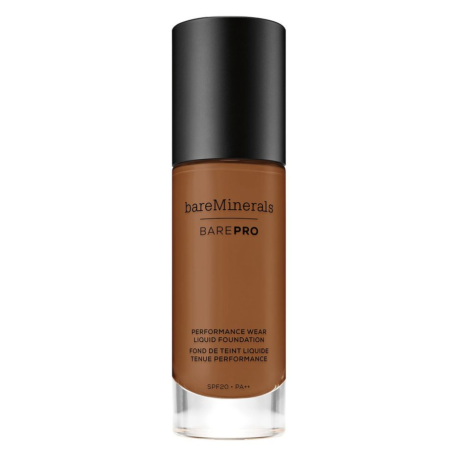 BareMinerals barePro Performance Wear Liquid Foundation SPF20 #27 Espresso 30ml