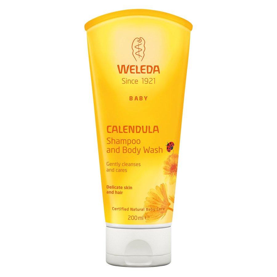Weleda Baby Calendula Shampoo & Bodywash 200 ml