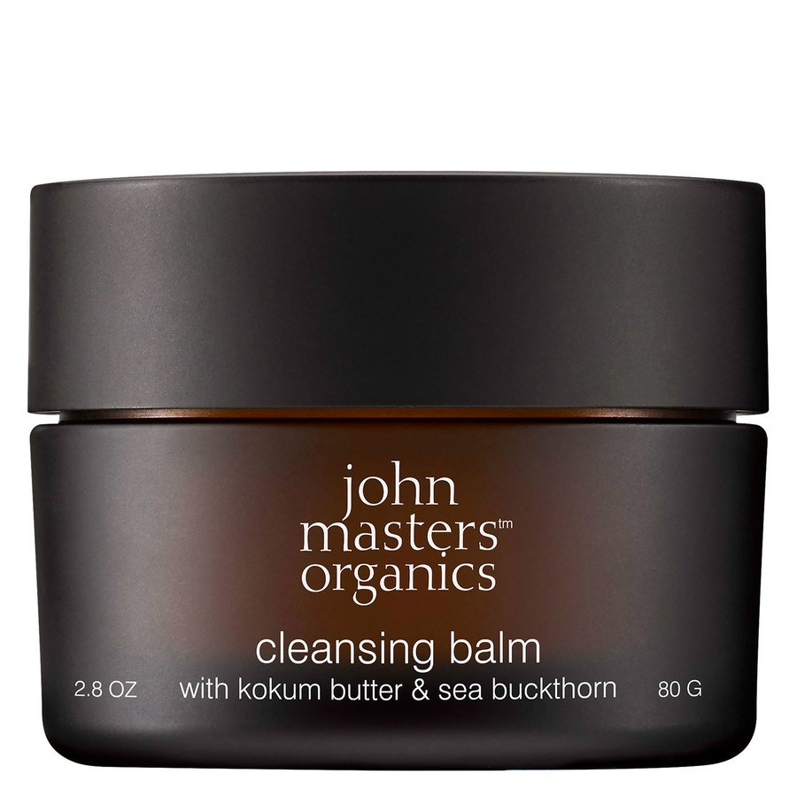John Masters Organics Cleansing Balm with Kokum & Sea Buckthorn 80 g