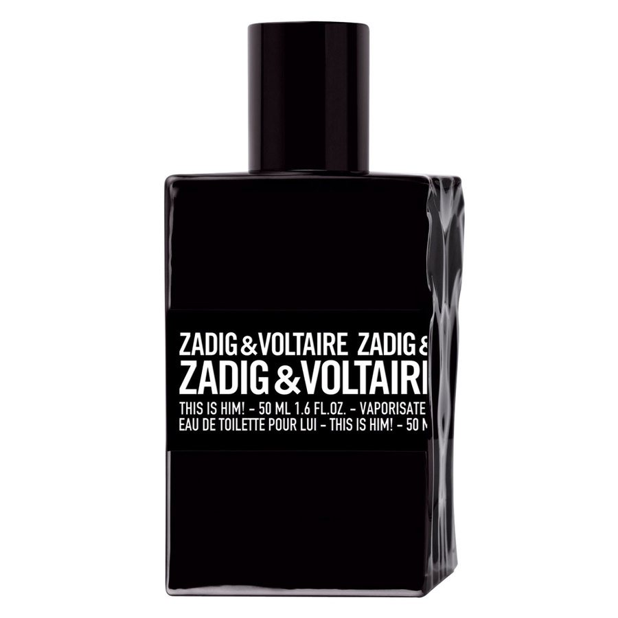 Zadig & Voltaire This Is Him Eau de Toilette 50ml