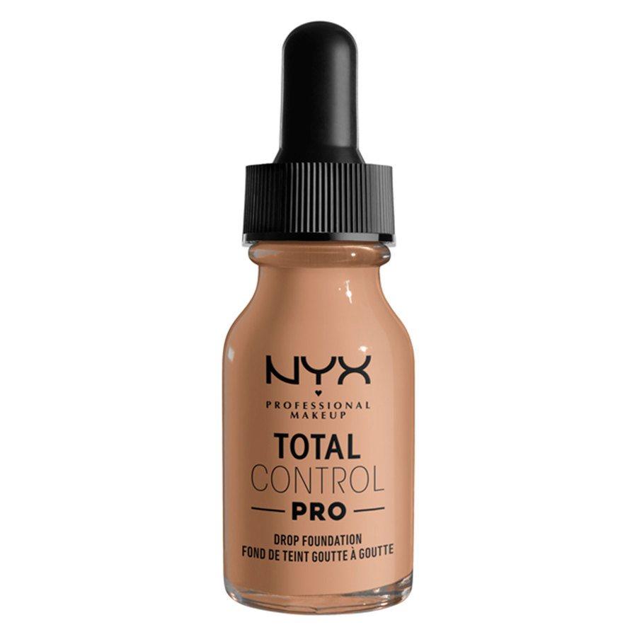 NYX Professional Makeup Total Control Pro Drop Foundation Medium Buff 13 ml