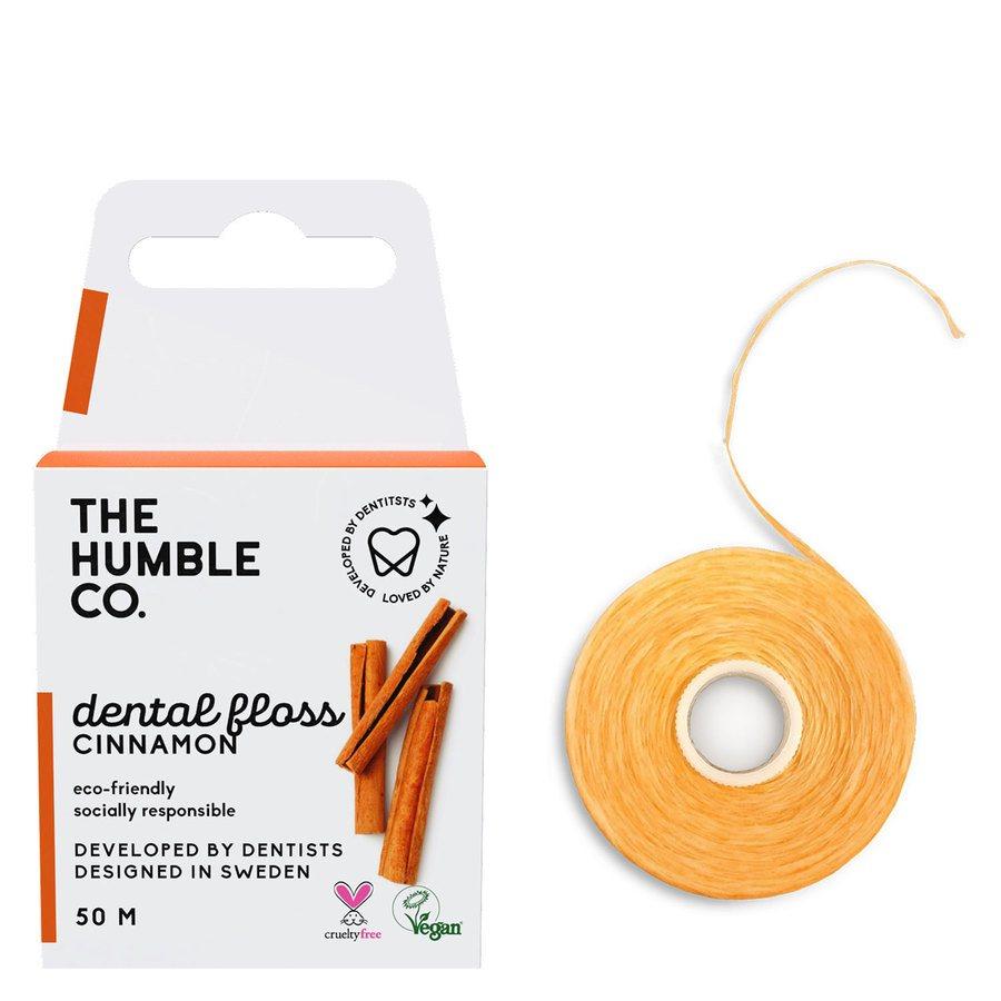 The Humble Co Dental Floss Cinnamon 50 m