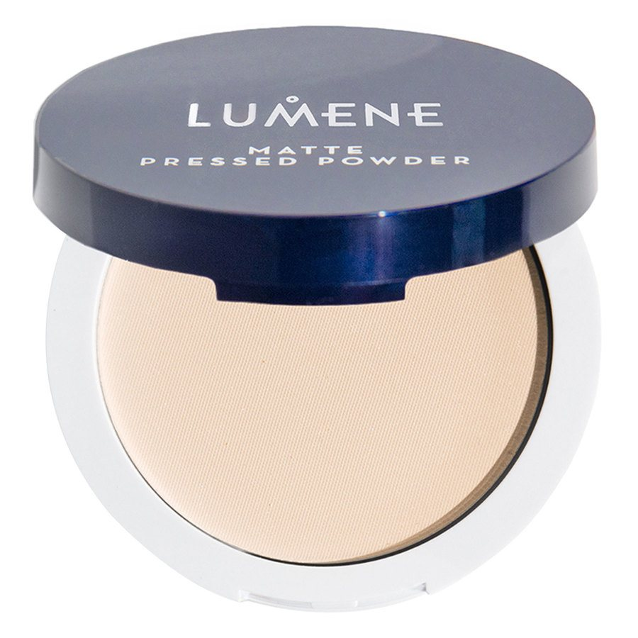 Lumene Matte Pressed Powder Translucent 10 g