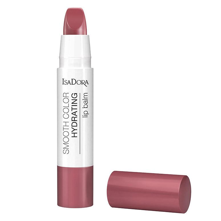 IsaDora Smooth Color Hydrating Lip Balm 56 Soft Pink 3,3 g